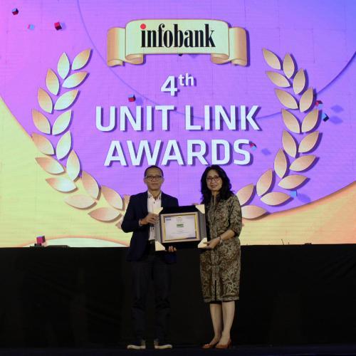Equity Life Indonesia Raih 4 Penghargaan Pada 4th Infobank Unit Link Awards