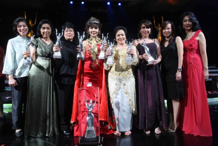 Equity Life Indonesia berjaya di ajang Top Agent Awards Asosiasi Asuransi Jiwa Indonesia 2011
