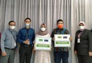Penuhi Komitmen, Equity Life Indonesia dan Bank Jateng Bayarkan Klaim 2 Nasabah