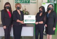 Equity Life Indonesia Bayarkan Klaim Sebesar Rp1.171.613.658