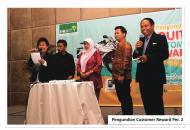 Equity Life Indonesia Hadiahkan Yamaha R 15 Off The Road kepada Pemenang Customer Reward 2015