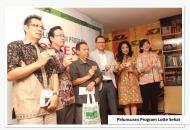 Peluncuran Program Lotte Sehat Untuk Pelanggan LOTTE Mart Persembahan Equity Life Indonesia dan LOTTE Mart Indonesia
