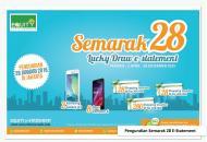 Semarak 28 Equity Life Indonesia gelar pengundian e-statement