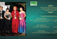 Equity Life Indonesia Raih 8 Piala Top Agent Award AAJI 2014 di Surabaya