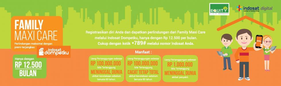 Kerjasama Equity Life Indonesia dan Indosat Dompetku